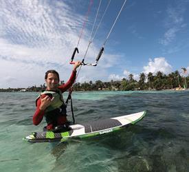Kitesurf Lessons in Playa Venao