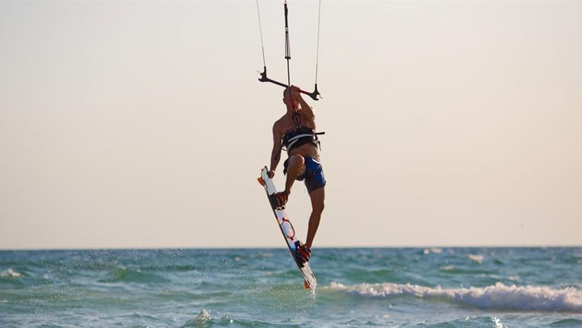 Incredible, Lecciones de Kitesurf en Playa Venao