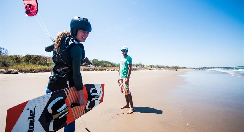 Get ready, Kitesurf Lessons in Playa Venao