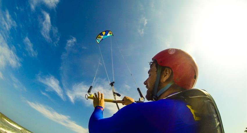 The power of the Wind, Kitesurf Lessons in Playa Venao