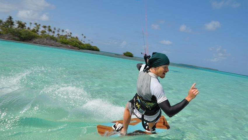 Chase the Waves, Lecciones de Kitesurf en Playa Venao