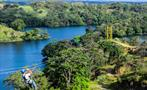 9, Gatun Lake Canopy Zip Line Tour