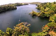5, Gatun Lake Canopy Zip Line Tour