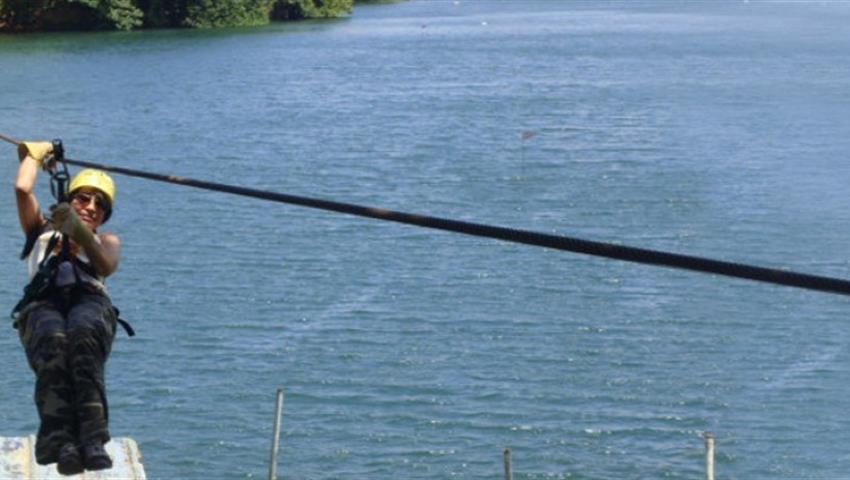 7, Gatun Lake Canopy Zip Line Tour