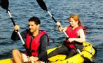 1, Lake Gatun Kayak Tour