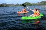 5, Lake Gatun Kayak Tour