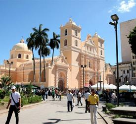 Tegucigalpa Walking City Tour