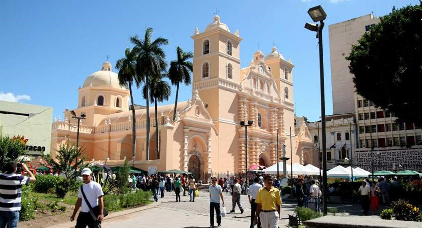 1, Tegucigalpa Walking City Tour