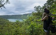 Costa rica Laguna, Laguna Hule Treking Day
