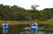 3, Kayaking on Las Lagunas
