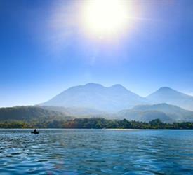 Tour en Barco por el Lago de Atitlán