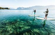 paddle tiqy, Lake Escape