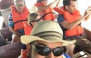 tour1, Tour de Medio Día por el Lago Gatún y la Isla de los Monos desde la Ciudad de Panamá