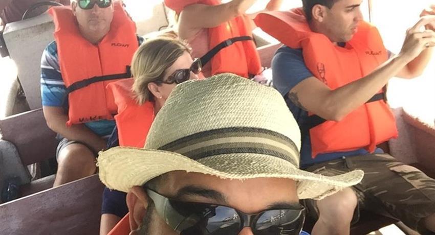 tour1, Half Day Tour of Gatun Lake and Monkey Island from Panama City