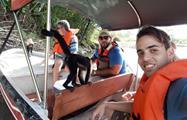 Tour 2, Tour de Medio Día por el Lago Gatún y la Isla de los Monos desde la Ciudad de Panamá