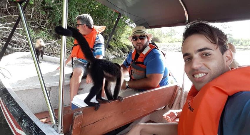 Tour 2, Half Day Tour of Gatun Lake and Monkey Island from Panama City