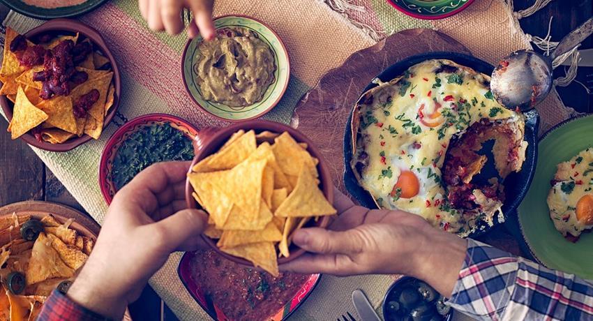 Dips, Latin American Food 4-Hour Tour