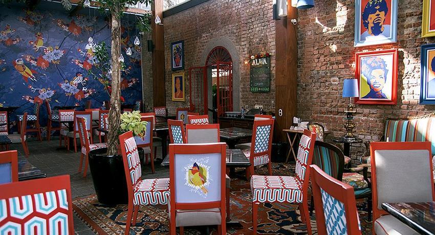 Nice place, Latin American Food 4-Hour Tour