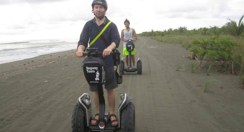 1, Segway Learn and Ride