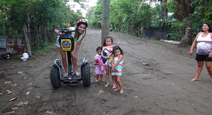 4, Segway Learn and Ride