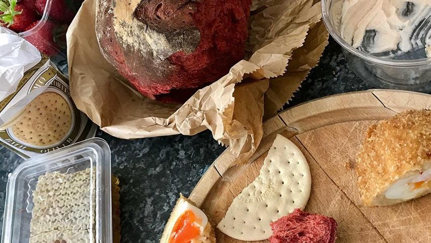 Local Flavours - Tiqy, Sabores Locales de Bath