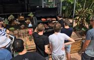 people bbq tiqy, Low and Slow BBQ and Brewery Tour