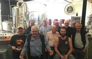 group people tiqy, Low and Slow BBQ and Brewery Tour