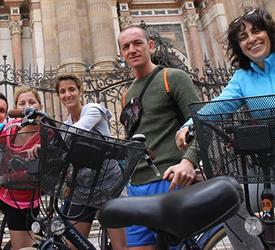 Malaga City Bike Tour, Bike Tours  in Malaga, Spain