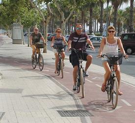 Malaga Coast to Coast Bike Tour