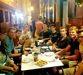 Malaga Tapas Tour, Walking Tours in Malaga, Spain
