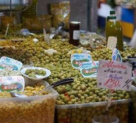 Malaga: Walk and Taste