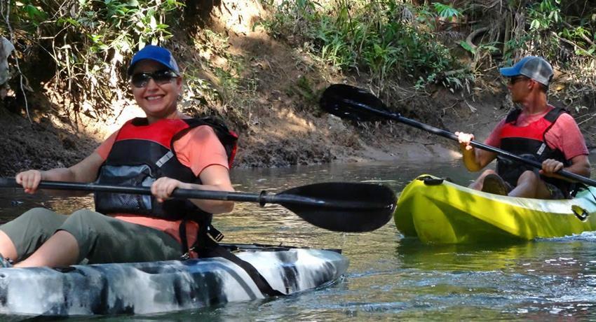 The tour, Mangrove Kayak Tour in Isla Damas