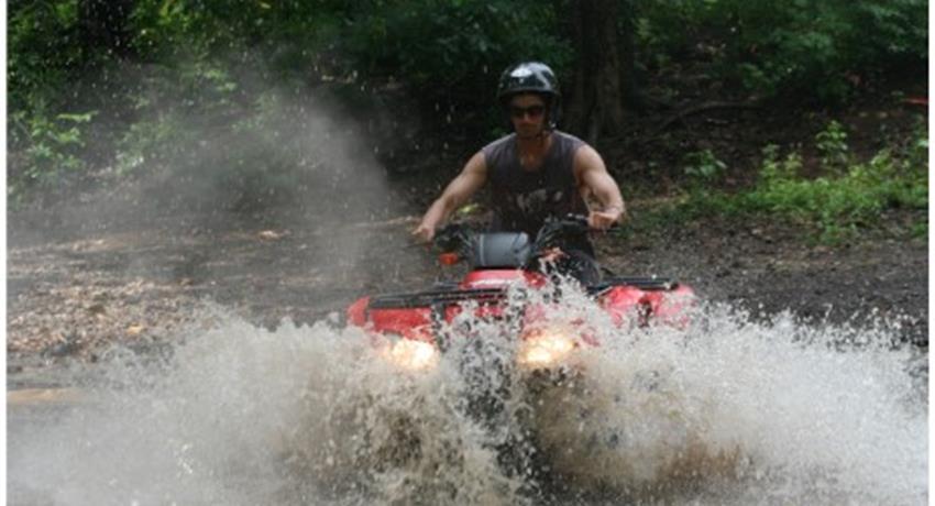 ATV Water, Manuel Antonio 4 Hour ATV Adventure