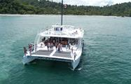 Waiting for me, Manuel Antonio Catamaran Tour