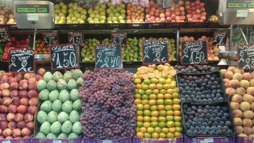 Local market in malaga - Tiqy, Tour de Mercado y Tapas Gourmet
