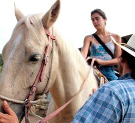 Horseback Riding to Xunantuninch Ruins