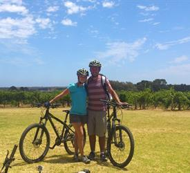 McLaren Vale Bike and Wine Day Tour