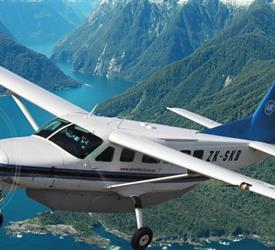 Milford Sound Fly Back Tour