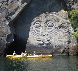 Mine Bay Rock Carvings Tour , Water Activities in New Zealand