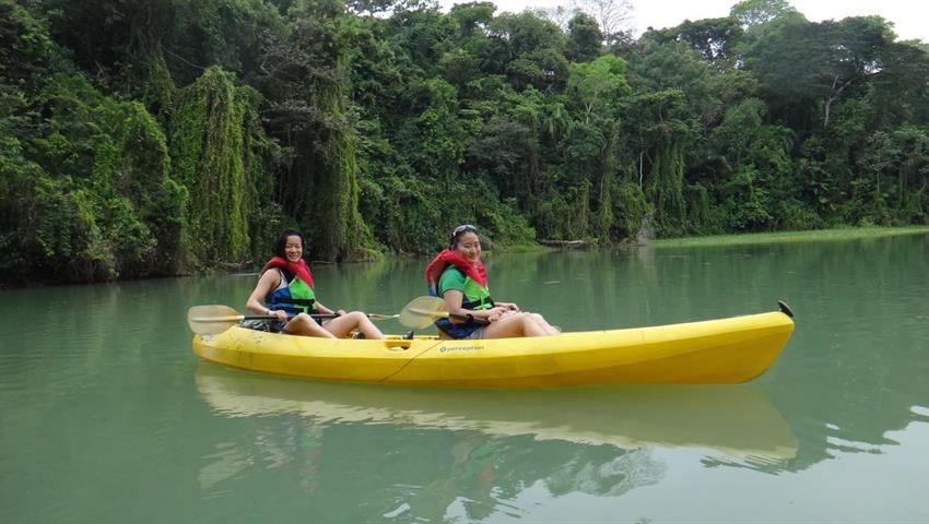 MONKEY ISLAND AND KAYAK TOUR 1, Monkey Island And Kayak Tour