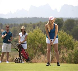 Montserrat, Golf, Comidas y Vino