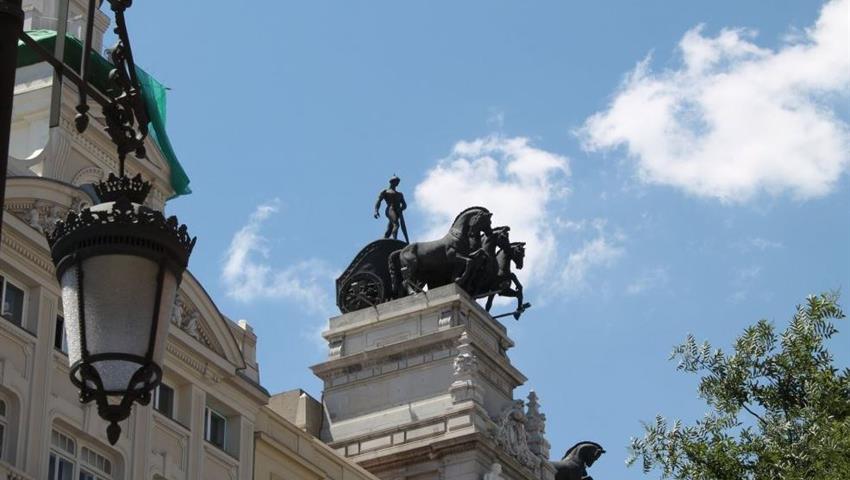 3, Monumental Madrid