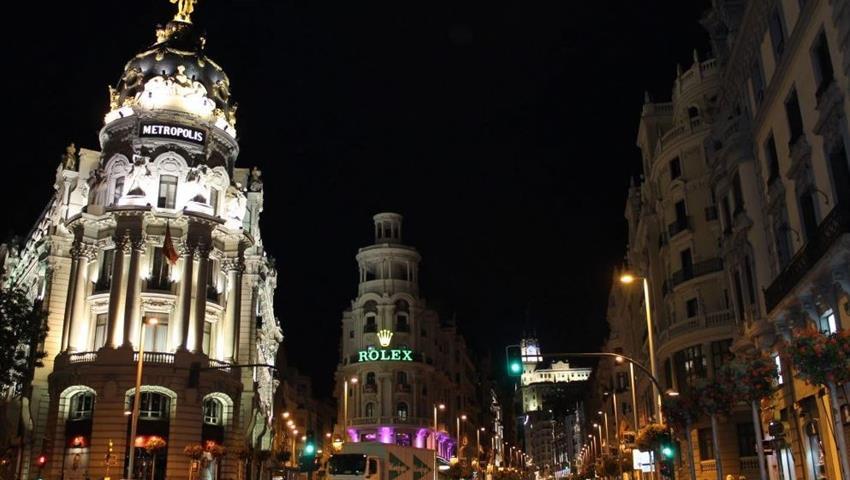 5, Monumental Madrid