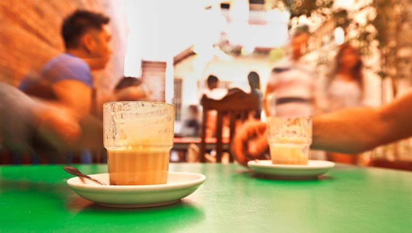 morning coffee, culture and art tour coffee, Recorrido Matutino con Taza de Café, Cultura y Arte