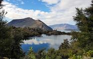 view tiqy, Tour por la Isla Mou Waho