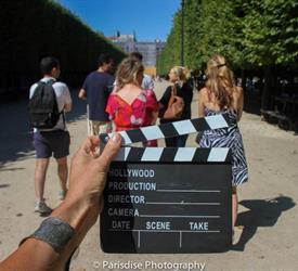 Paris Movie Tour