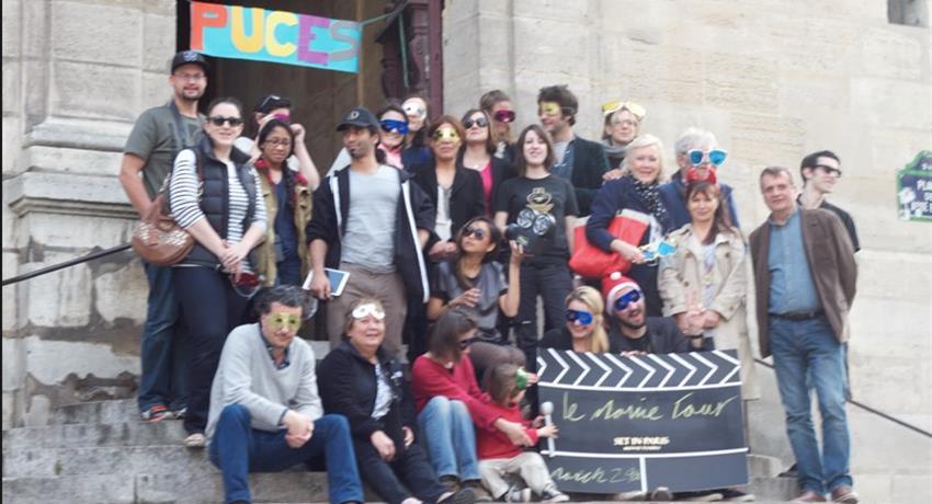 tour, Paris Movie Tour