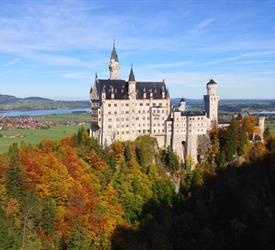 Neuschwanstein and The Fairy Tale's King