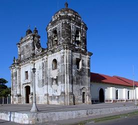 Leon City Tour From Managua