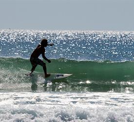 Surf Lesson in San Juan del Sur